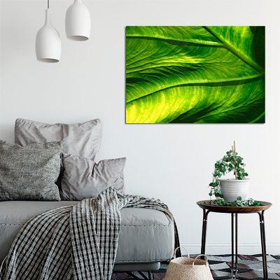 ozdoba w kolorze zielonym