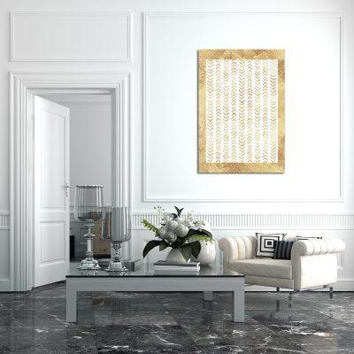 Plakat w odcieniach sepii