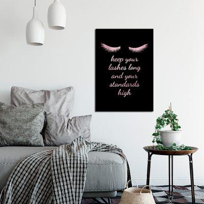 plakat do salonu urody