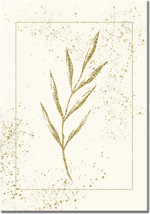 dekoracja w kolorze złota do twojego domu