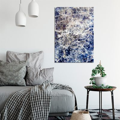 abstrakcja jak granit