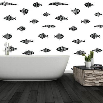 Tapeta na ścianę do łazienki