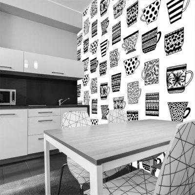 Tapeta do dekoracji kuchni