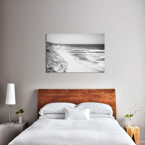 Obraz z motywem klifów do sypialni