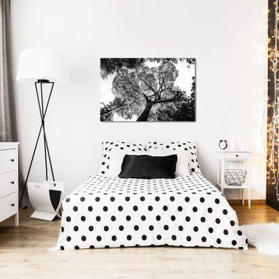 Obraz z motywem drzewa do sypialni