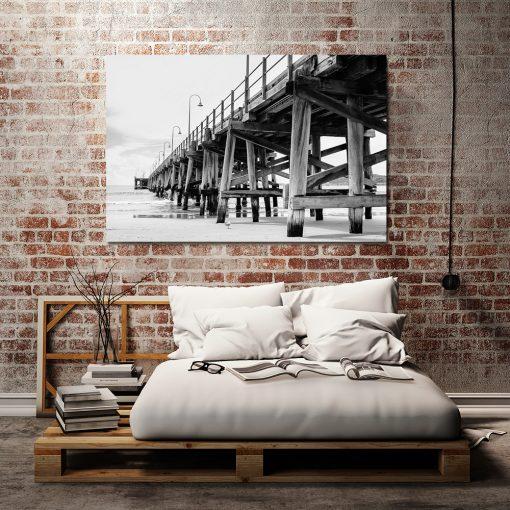 Obraz z morskim motywem do sypialni