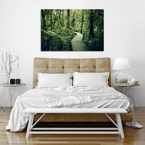 Obraz na ścianę do dekoracji sypialni