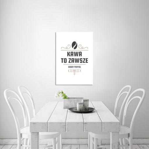 Dekoracja na ścianę do kuchni