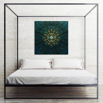 Nowoczesny obraz do sypialni