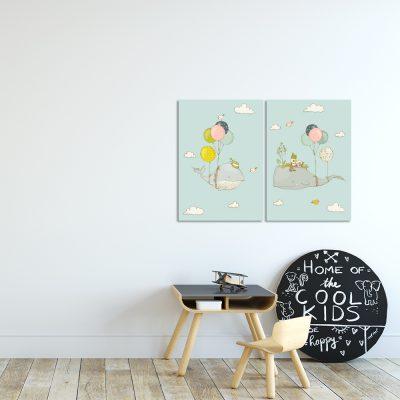 Obraz na ścianę do pokoju dziecięcego