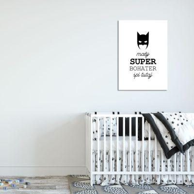 plakat dla malucha