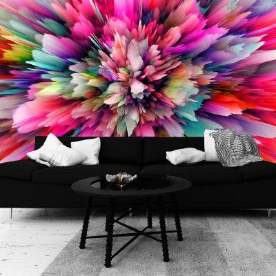 kolorowa eksplozja