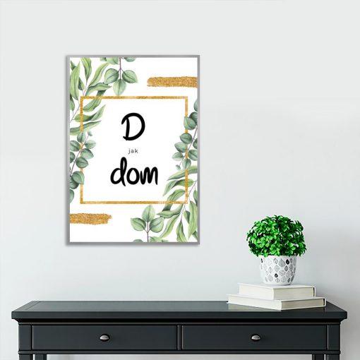 idealna dekoracja do salonu