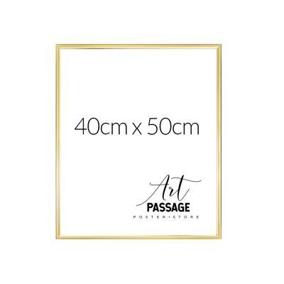 Złota rama 40x50