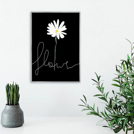 Plakat flower