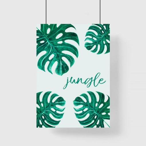 Plakat jungle