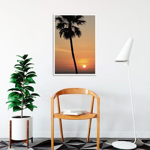 Plakat palma