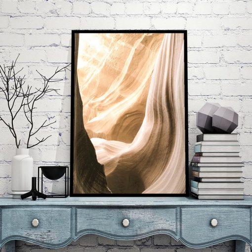 Plakat antelope canyon