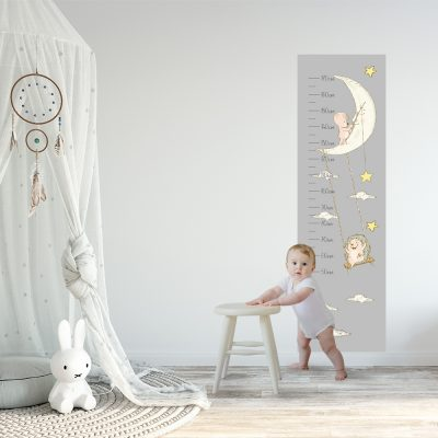 Praktyczna ozdoba do pokoju dziecka