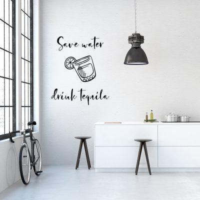 Naklejka na ścianę do kuchni