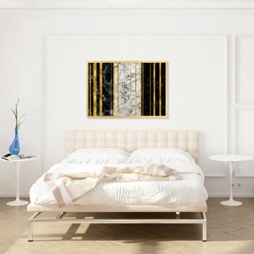 elegancki plakat do sypialni