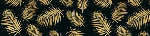 fototapeta z liśćmi palmy