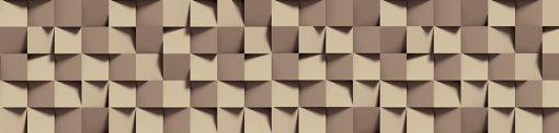 fototapeta z geometrycznym wzorem