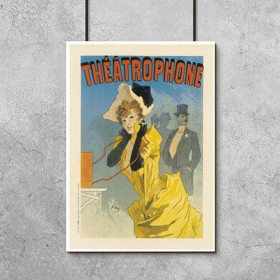plakat reklama vintage