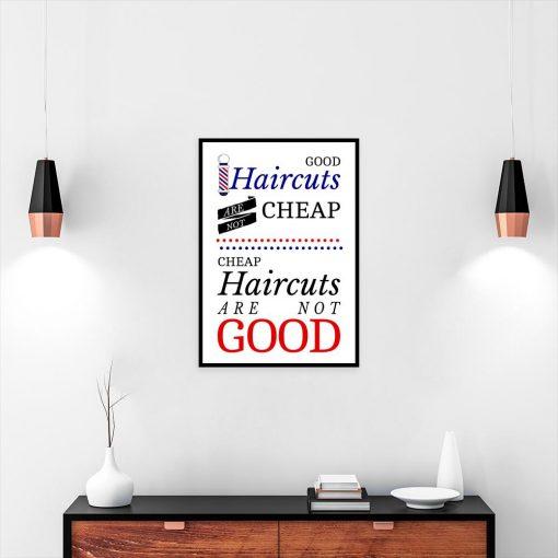 plakat barber