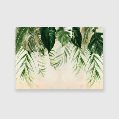 obraz liście