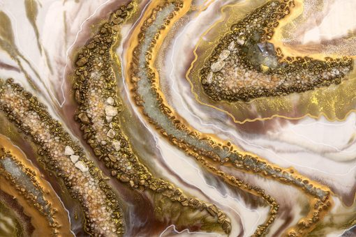 foto-tapeta geode art