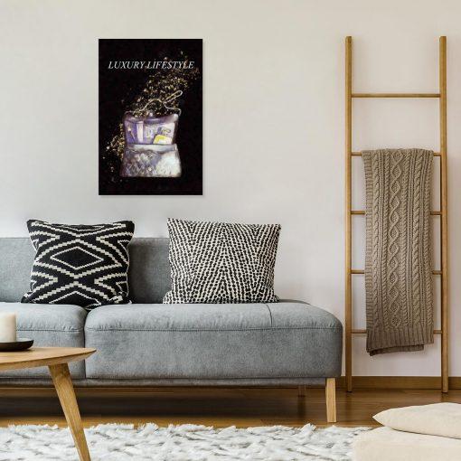 Obraz - Luxury lifestyle dla kobiet