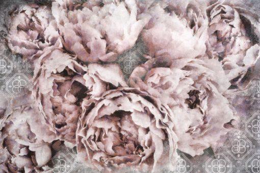 Fototapeta z motywem kwiatowym
