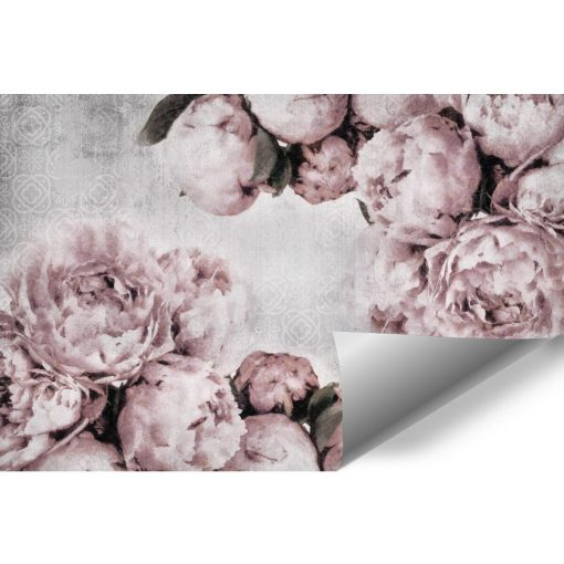 Fototapeta z różowymi peoniami do pokoju
