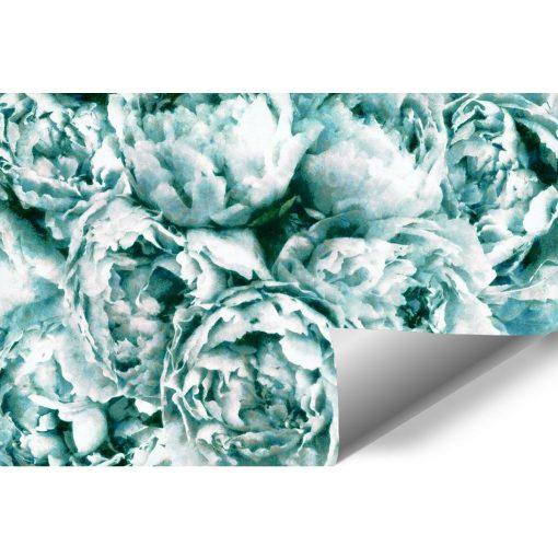 Foto-tapeta z kwiatami do przedpokoju