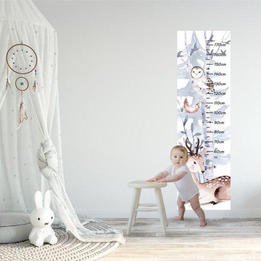 Jelonek - Miarka wzrostu dla dziewczynek