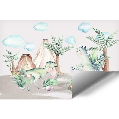 Dinozaur - Fototapeta do pokoju chłopca