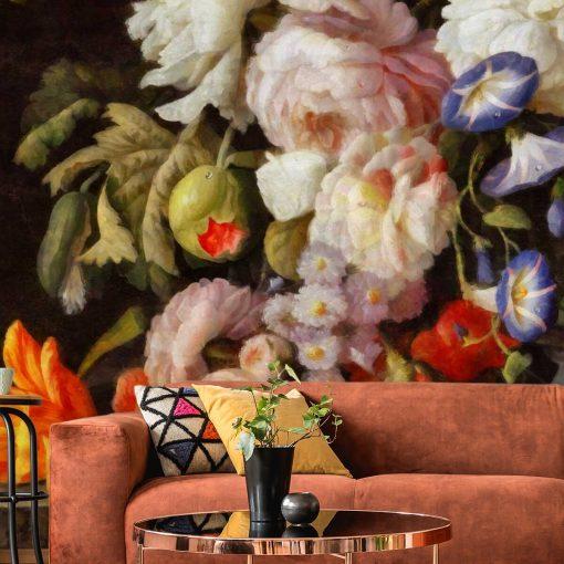 Foto-tapeta z tulipanami