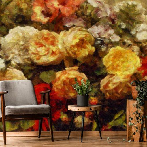 Foto-tapeta z różami