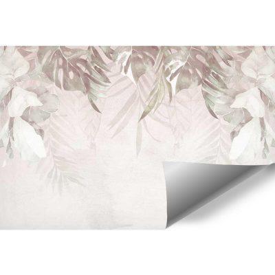 Foto-tapeta z motywem liści