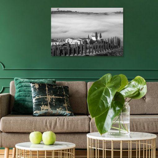 Obraz z Belwederem w Toskanii