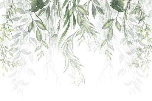 Fototapeta z motywem roślinnym