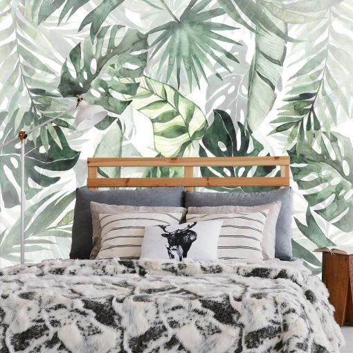 Tapeta tropikalne rośliny