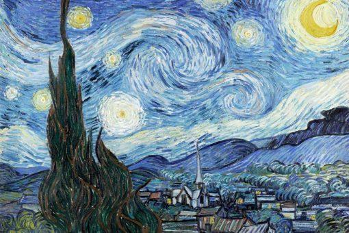Fototapeta z reprodukcja dzieła Vincenta van Gogha