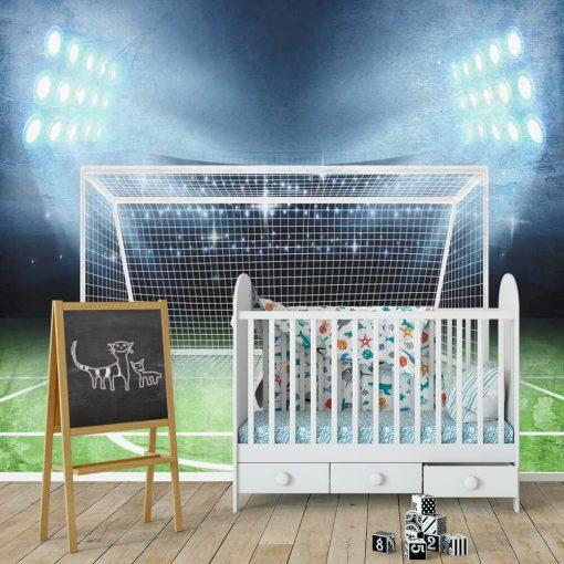 Fototapeta dziecięca - Piłka dla miłośnika footballu