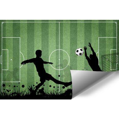 Fototapeta dziecięca - Rozgrywka footballu