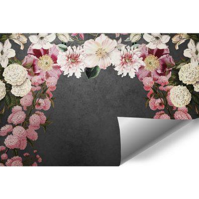 Tapety z kwiatami w różowych kolorach
