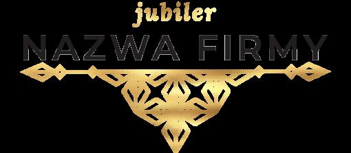 Logo 3d z ornamentem dla jubilera