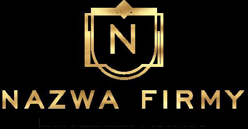 Przestrzenny logotyp dla prawnika z literką