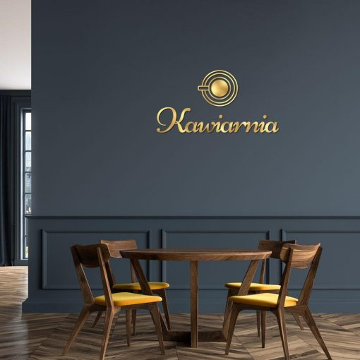 Logotyp do kawiarni